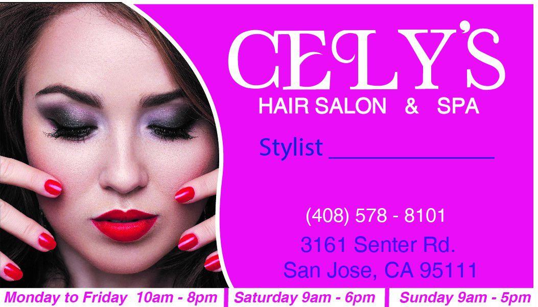 Cely's Hair Salon & Spa