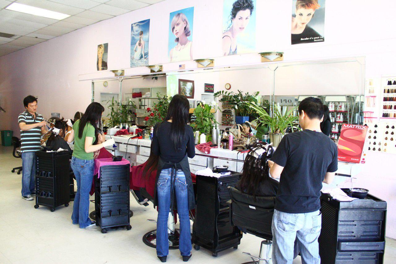 Hair & Skin Beauty Salon