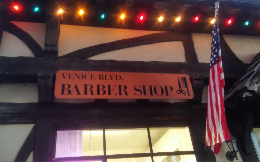 Venice Boulevard Barber Shop and Hair Salon