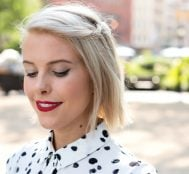 30 of the Beautiful Braid Ideas for Short Hairstyles