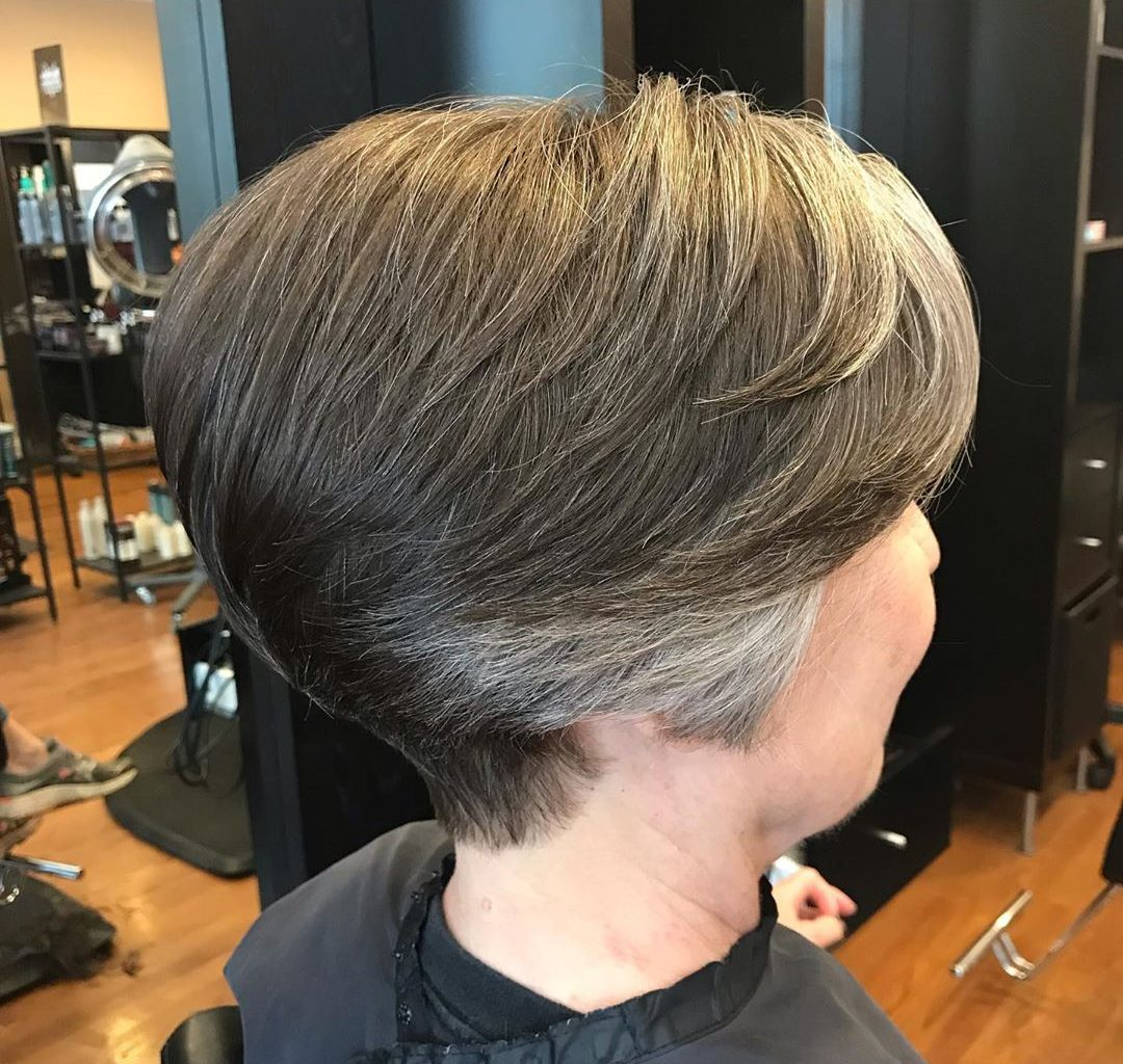 70 Gorgeous Short Hairstyles Trends Ideas For Women Over 50 In 2020