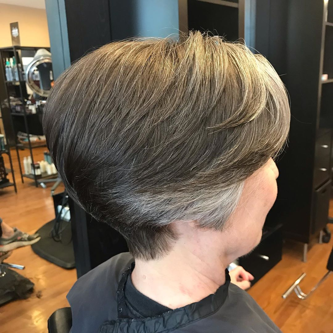 70 Gorgeous Short Hairstyles Trends Ideas For Women Over 50 In 2021
