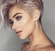 45 of the Most Stylish Short Haircuts Shared on Instagram (December 2018)