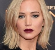 8 Breathtaking Short Hairstyles Worn by Jennifer Lawrence