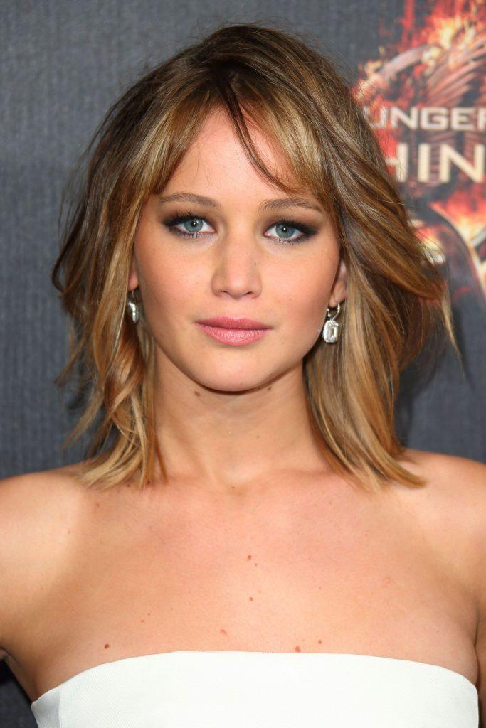 8 Breathtaking Short Hairstyles Worn By Jennifer Lawrence