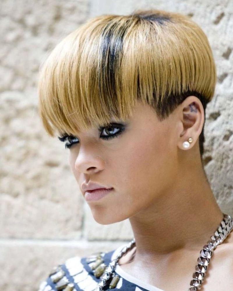 13 Of Rihanna S Trendiest Short Hairstyles 2019