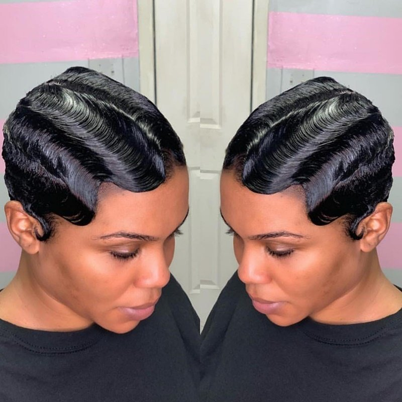 40 Short Hairstyles For Black Women January 2021