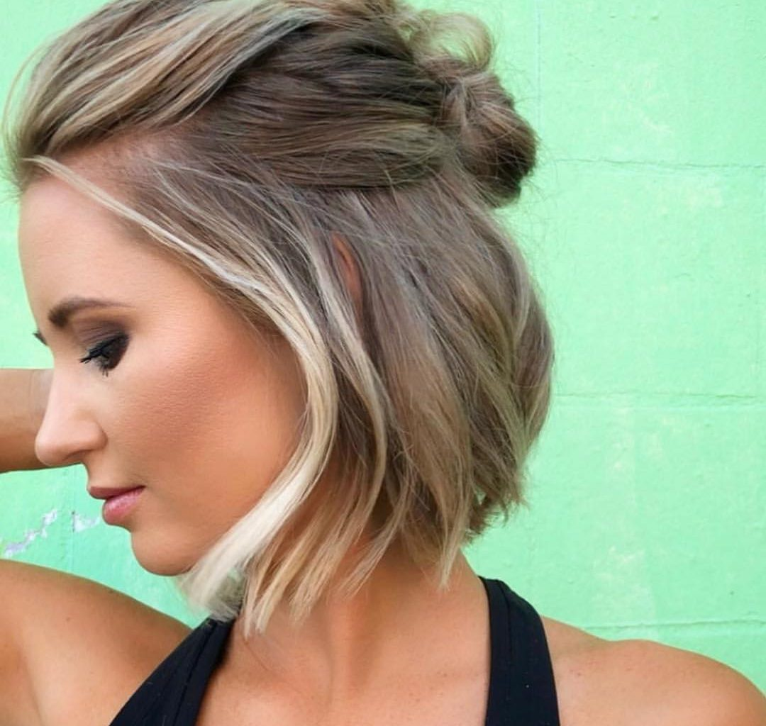 35 Gorgeous Short Hairstyles on Instagram this Month (June 2019)