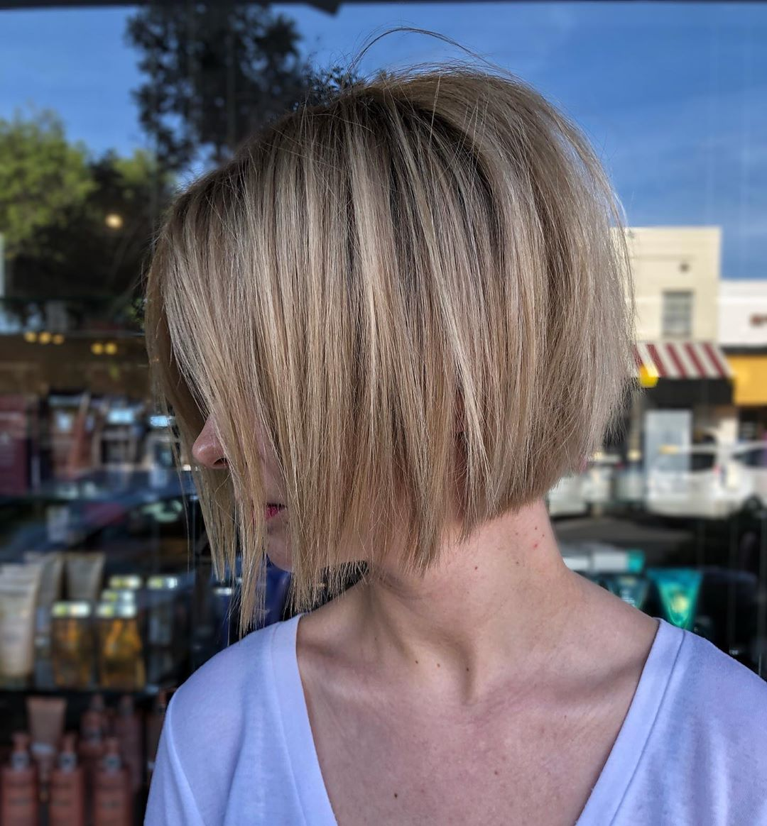 40 Short Hairstyles To Wear In Hot Summer Days In 2019