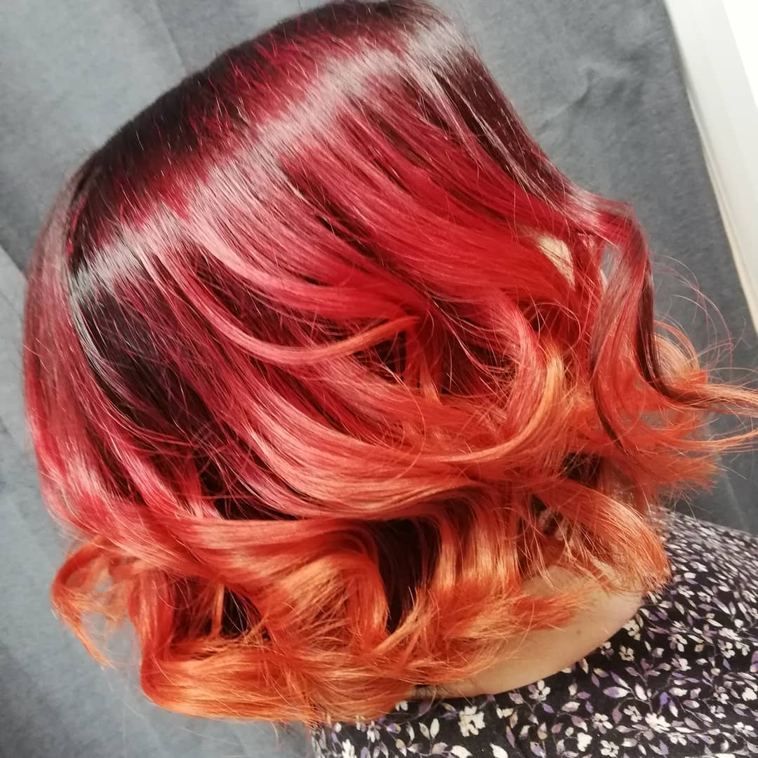 9+ Red Hair Color Ideas and Trends in 9