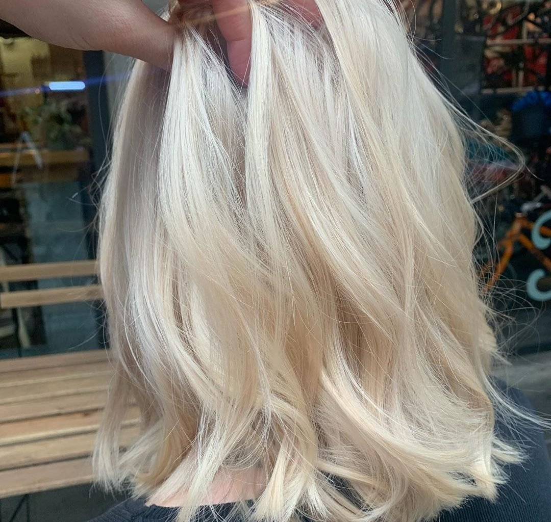35 Short Blonde Hairstyles And New Trends In 2021