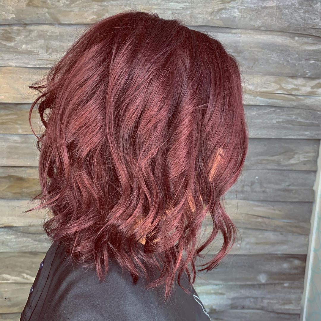 60 Short Red Hairstyles And New Trends In 2020