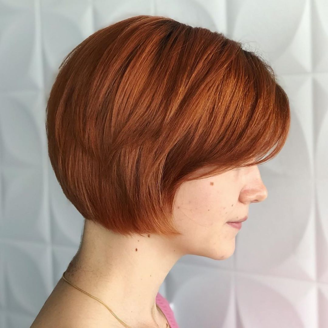 9 Stunning Auburn Hair Color Ideas and Top Styles in 9