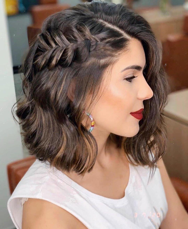 33 cute  easy short back to school hairstyles in 2020