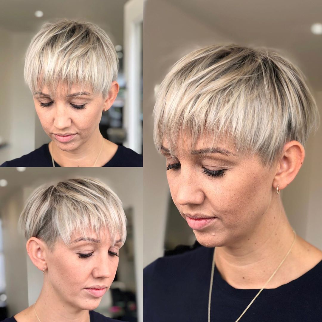 30 Impressive Short Hairstyles For Fine Hair In 2020