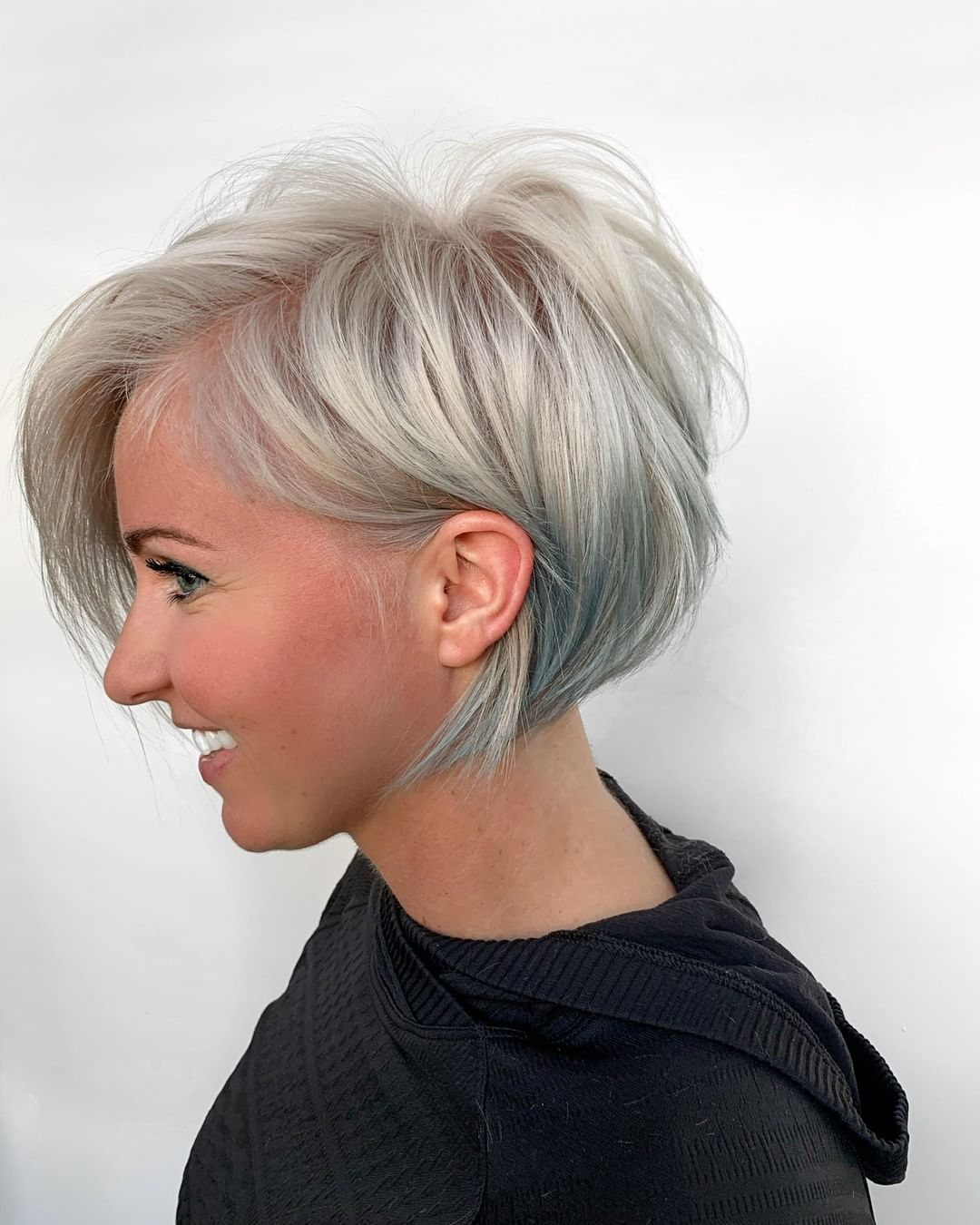 15 Impressive Short Hairstyles for Fine Hair in 15