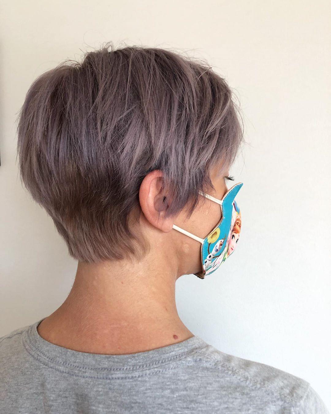7500 Short Hairstyles For Women 2020 Short Haircut Ideas