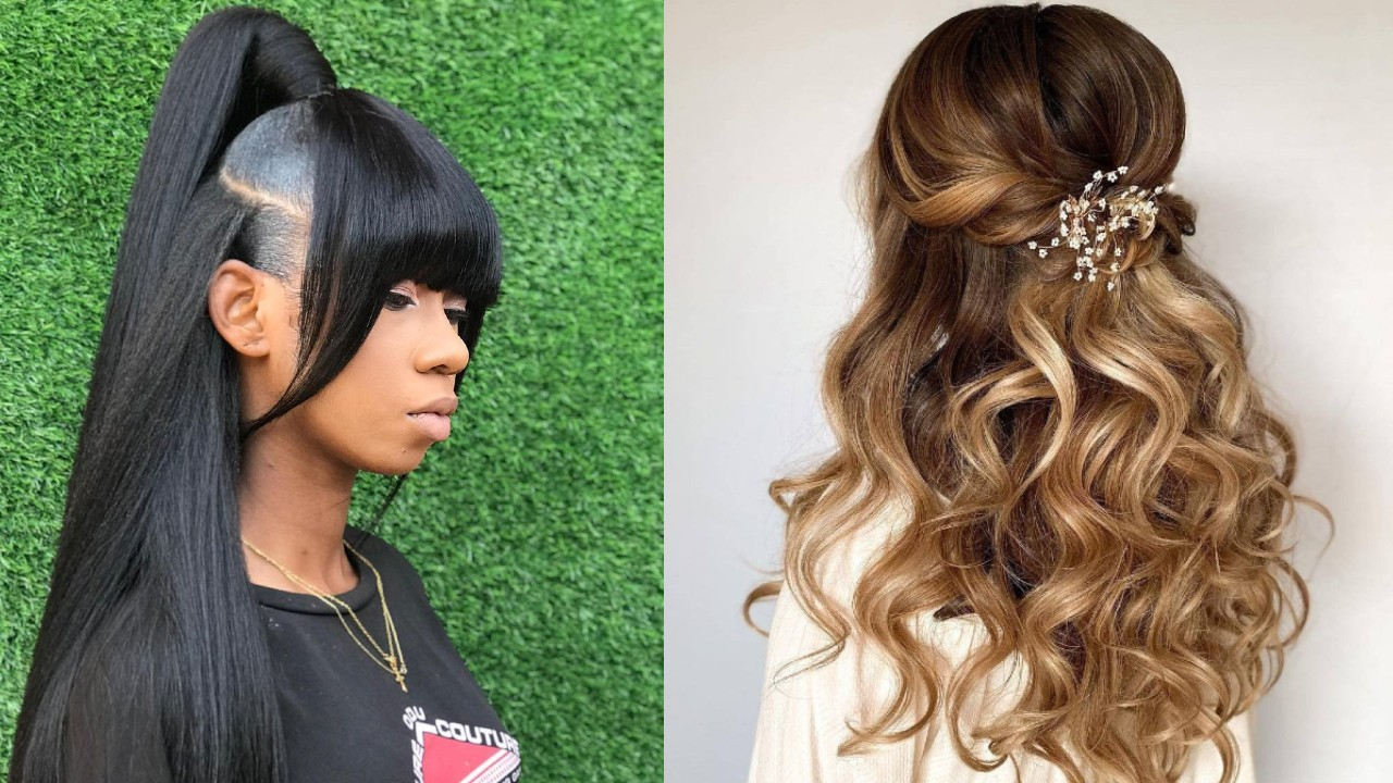20 Best Half Up Half Down Hairstyles to Copy in 20